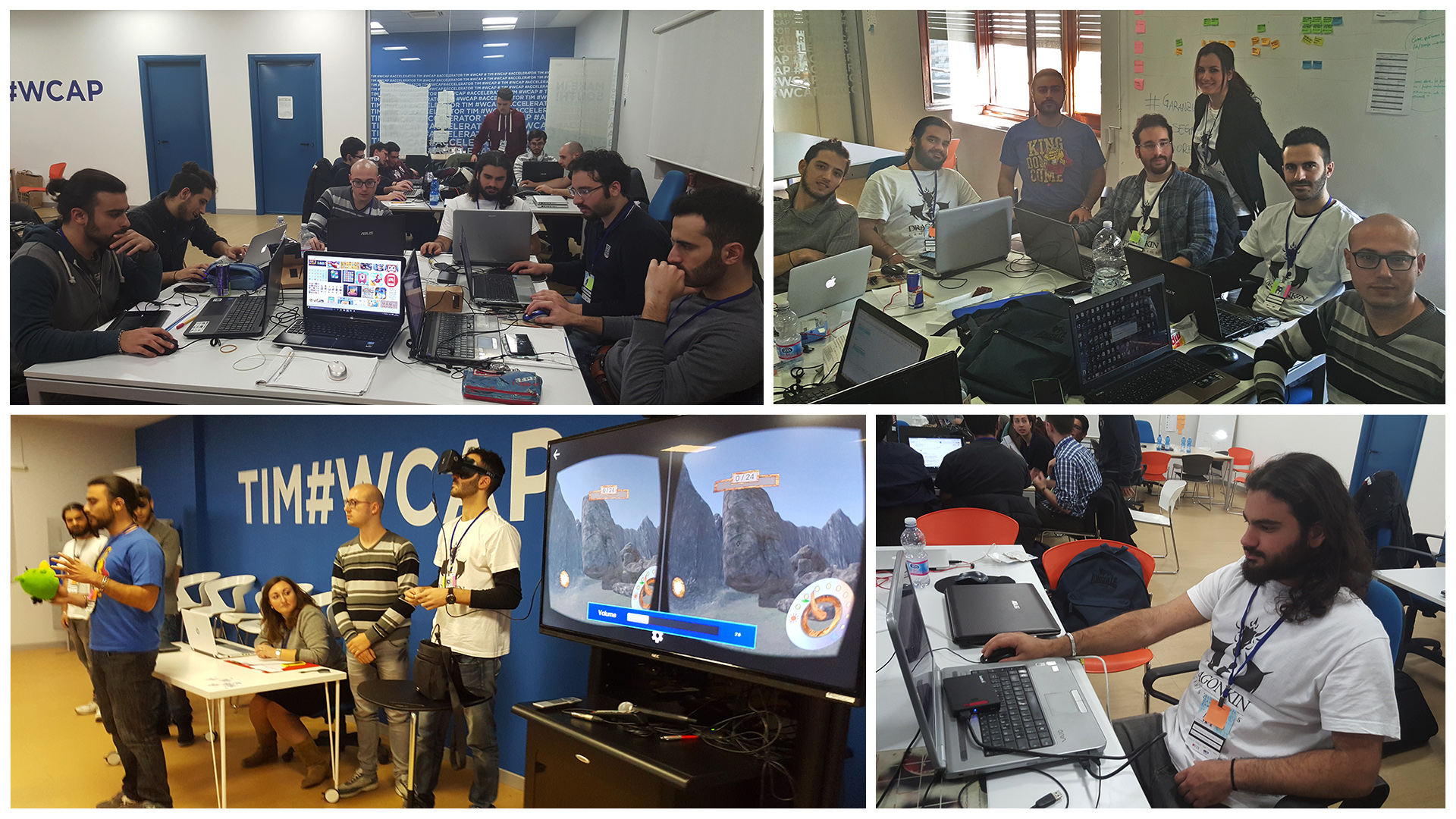 Global Game Jam 2016 collage